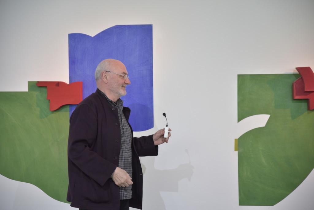 《MURMURS, la peinture au-delà du tableau》  (11)