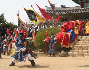 《Silhak Performance Picnic》 Silhak, Completing the Martial Arts of Joseon
