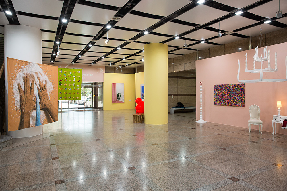 Lobby Gallery 《Us, Coexisting》