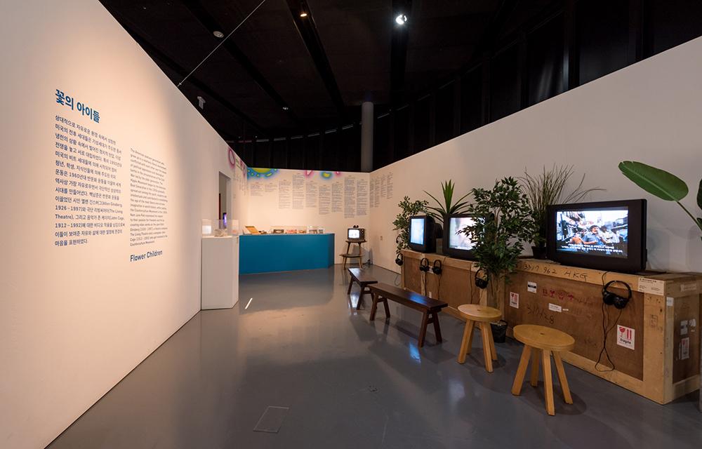 Nam June Paik Exhibition 《More than 30 minutes》