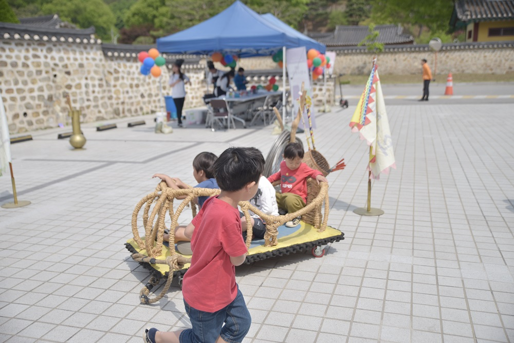 Silhak Museum Children's Day Event