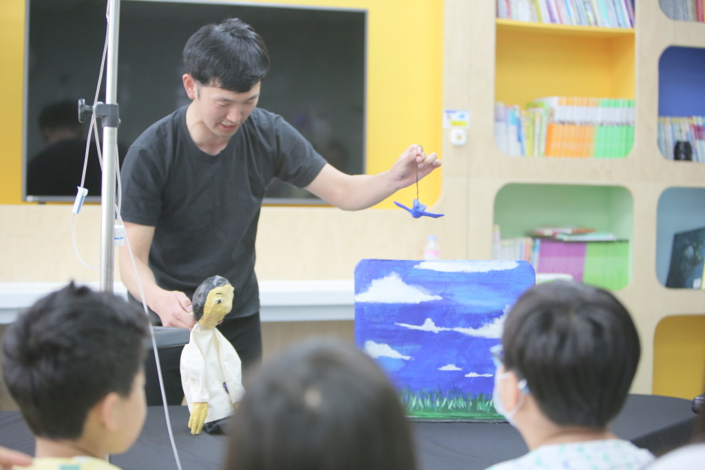 Educational Program on Social Contribution Provided by Gyeonggi Cultural Foundation and Ajou University (18)