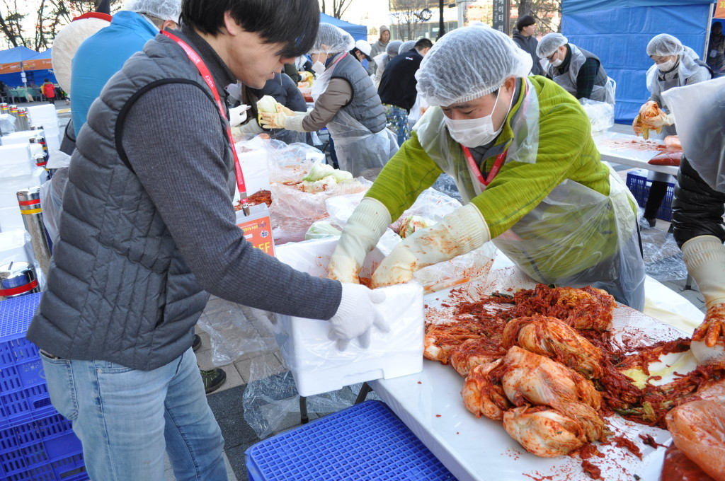 Gimjang Charity Event and Art Flea Market - Gyeonggi Cultural Foundation and KT Wiz (8)