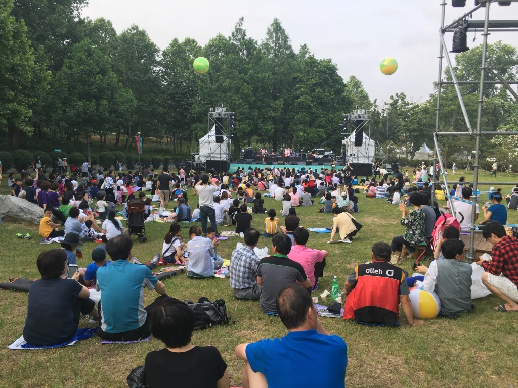 Opening of the Gyeonggi Sangsang Campus (1)