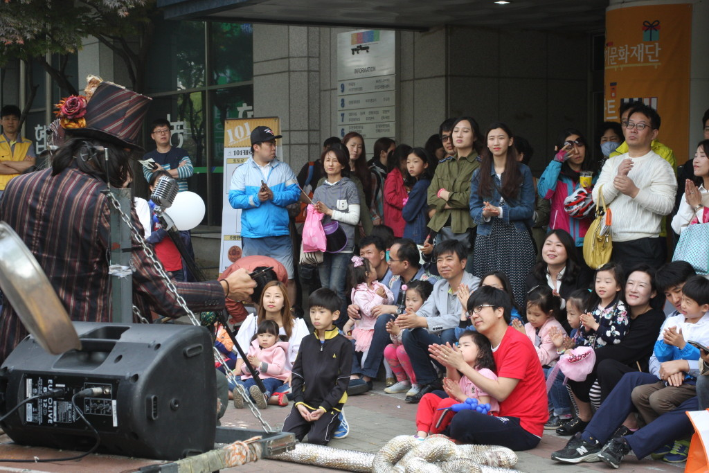 The Third Art Flea Market by the Gyeong Cultural Foundation (20)