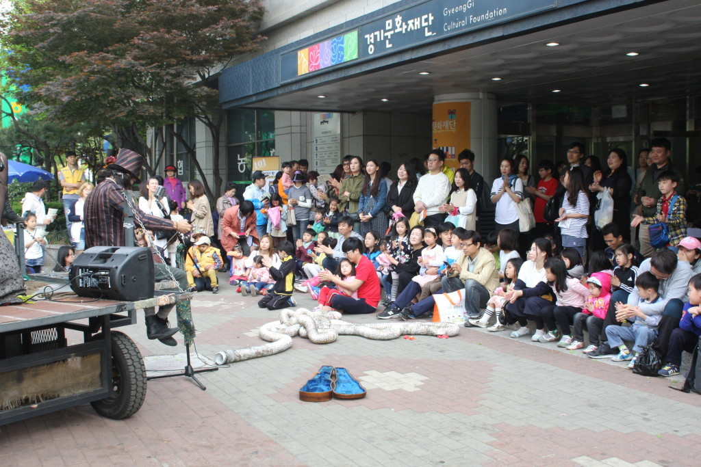 The Third Art Flea Market by the Gyeong Cultural Foundation (22)