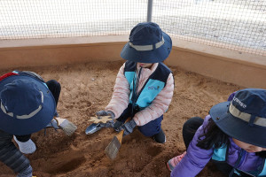 Sangsang Gogo (想像考古) – An Excavation Experience for Children