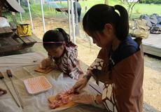 1 Night 2 Days' Prehistory Family Camp (September 8-9)