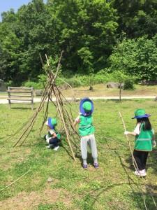 2018 Preschooler Program 《Museum in the Forest: Prehistory Expedition》
