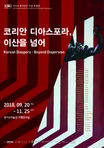 Exhibition 《Korean Diaspora – Beyond Dispersio》 and relevant international academic forum