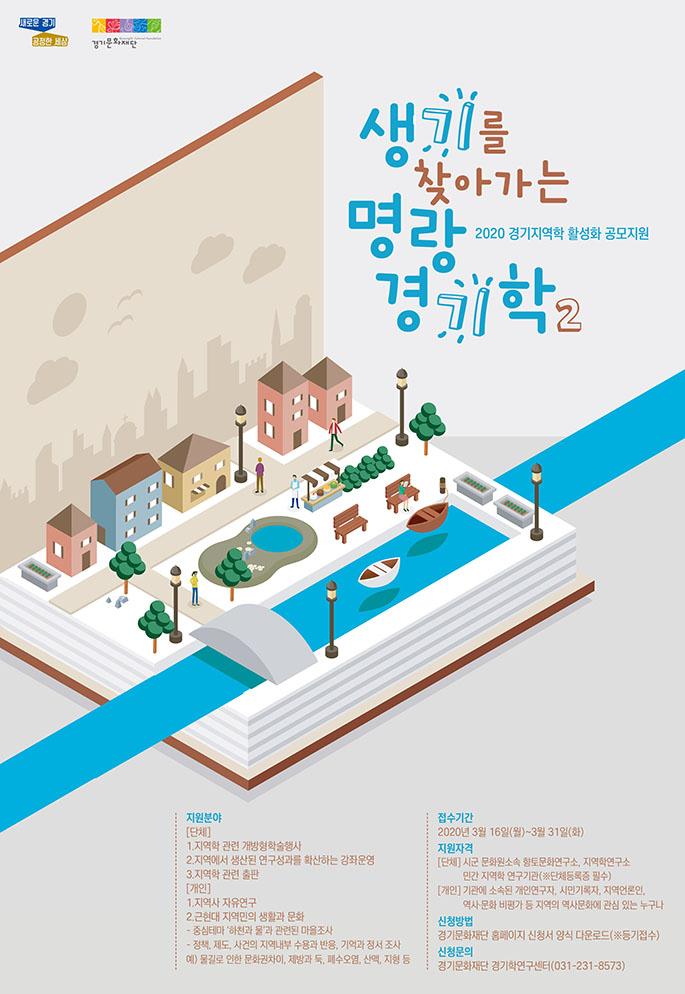Establish identity of Gyeonggi-do through Gyeonggi studies.